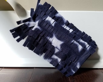 Reusable Swiffer Dusters Refills - navy with stars