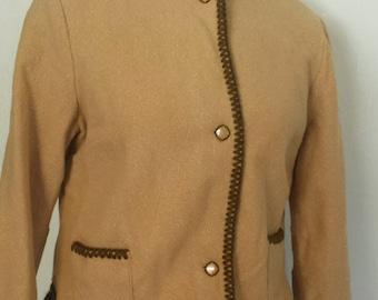 Vintage 60s suit jacket