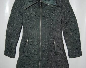 Sale Prada Trench Coat Jacket Size 42