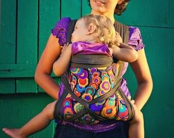 Mei tai. Baby Carrier. 2 in 1.
