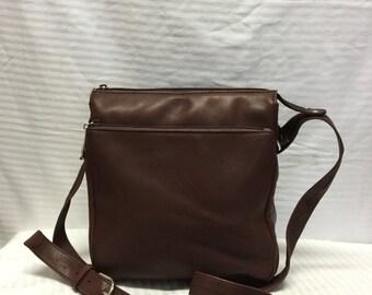 Wilson's leather bag, Bags, Purses, Burgundy, Leather, Shoulder Bag