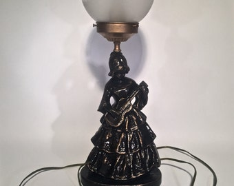 Lovely Lady Lamp