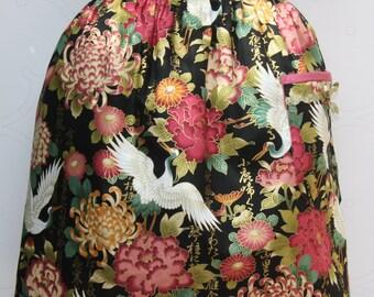 "Ladies half apron ""Nights of Orient"""