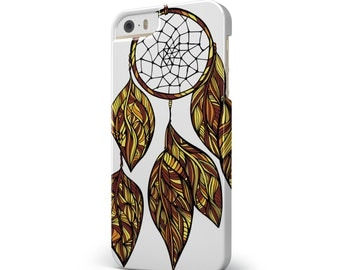 Vector Dreamcatcher - iNK-Fuzed Hard Case for the Apple iPhone - Samsung Galaxy & More