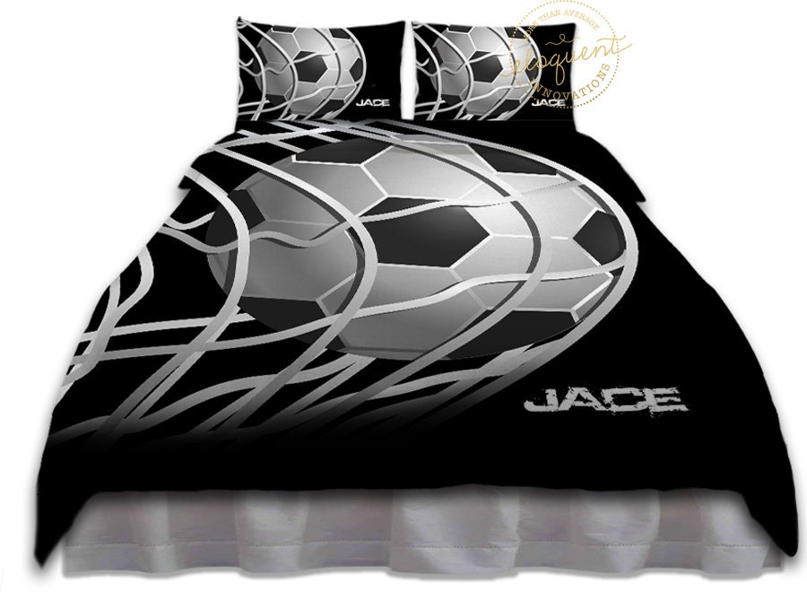 soccer bedding for kids luxury childrens bedding sets nice. Black Bedroom Furniture Sets. Home Design Ideas
