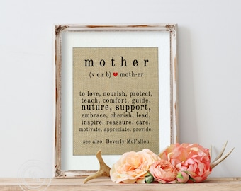 Mothers Day Gift from Son, Mothers Day from Son, Mothers Day Sign, Mothers Day from Daughter, Mother in Law Gift, MIL Gift