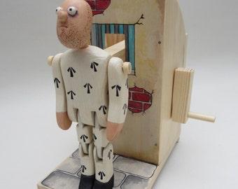 Dancing Convict Automaton