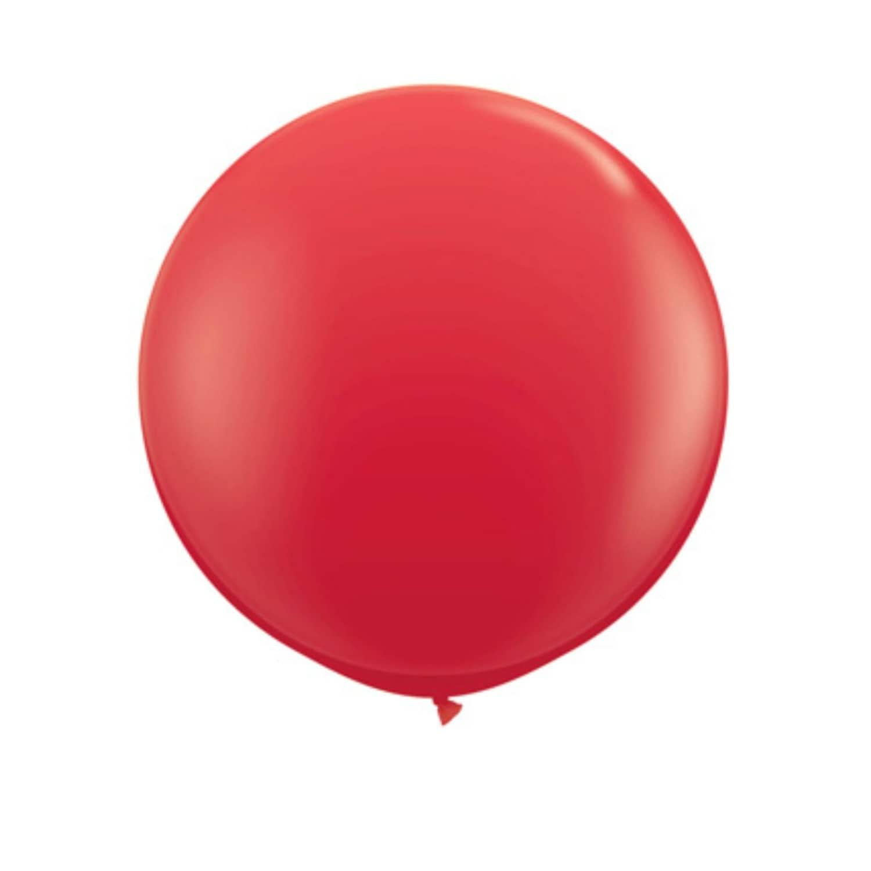 big red balloon red jumbo balloon kids birthday balloons