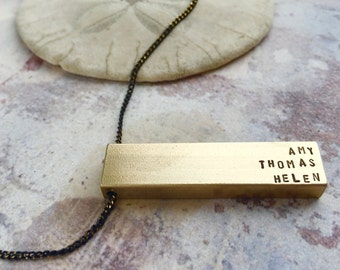 Personalized Name necklace, Custom name necklace, new mom gift, gift for grandma, Personalized jewelry, kid name necklace, new baby gift