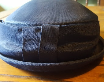 Antique women's hat, by Joal of New York.