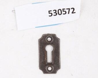 Iron Vintage Keyhole Cover
