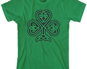 Celtic Shamrock Men's T-shirt