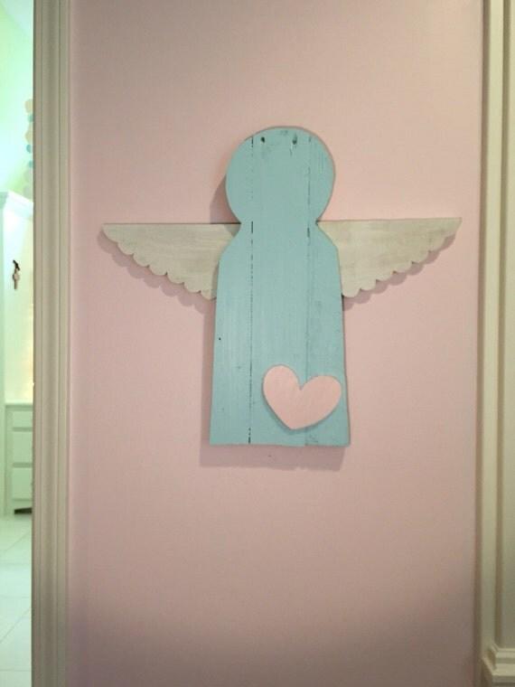 Wooden Angel l Guardian Angel