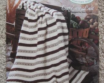 Crochet Pattern Leaflet - Cafe' au Lait