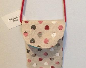 Bolso de tela para niña / Little bag for girls
