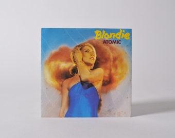 "BLONDIE - ""Atomic"" vinyl record"