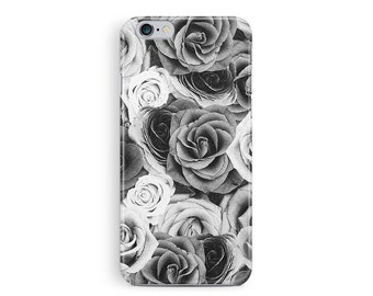 FLORAL iphone case, flower iphone 5 case, flowery iphone case, vintage iphone 4 case, shabby chic, rose iphone case, cute iphone 5 case