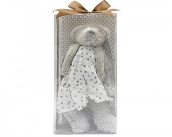 Spring Sale!!!!!! Plush Toy Cuddly Bear (Girl) - Small