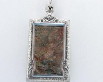 Antiques,Old,Power Holy Thai Buddha Amulets pendant ,Talisman.