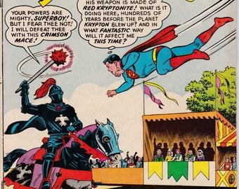 Superboy #103    March 1963     DC Comics   Grade VG