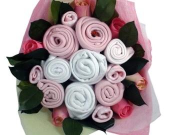 Pink Baby Bird Bouquet