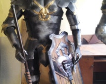 Fully wearable Fantasy Knight suit of armor Artorias style