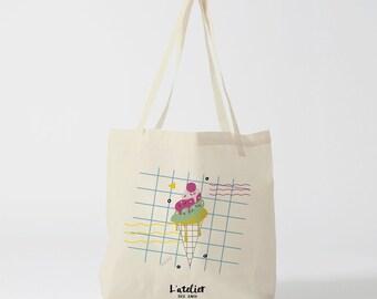 Tote bag was, tote cotton bag, canvas bag, tote beach bag, handbag, diaper bag, bag fun, graphic bag, tote bag, gift for mother