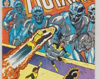New Mutants; Vol 1, 2 Bronze Age Comic Book.  VF/NM. April 1983.  Marvel Comics