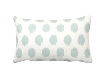 Decorative Throw Pillow Covers Decorative Pillows Light Blue Pillow Covers Ikat Pillows Blue Throw Pillows Accent Pillows Toss Pillows