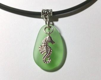 "Pendant ""Seaglass green"""