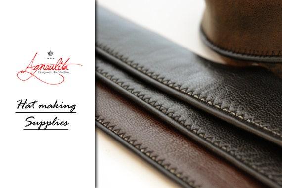 Leather Sweatband