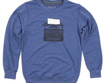 Typewriter Crewneck Sweater SALE