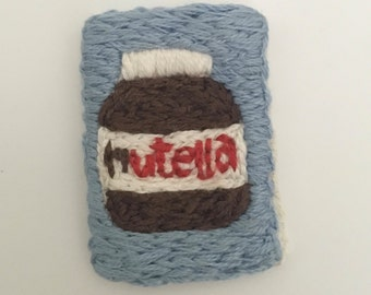 Nutella Badge