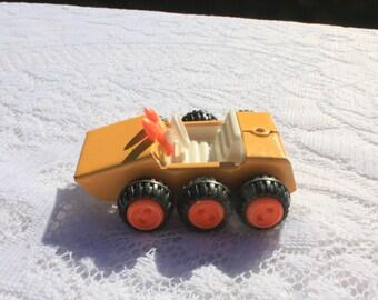 Vintage Buddy L 6 Wheel Buggy, Buddy L Dune Buggy, Buddy L AtV, BuddyL vintage toy car,