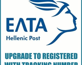 Upgrade to REGISTERED Post with TRACKING Number