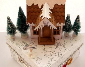 Handmade Outlander Themed Jewellery/Trinket/Gift Box