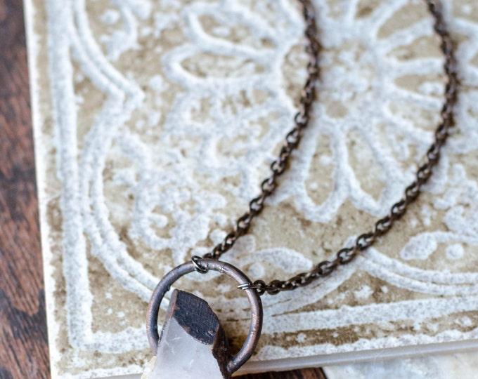 Luna Quartz Necklace