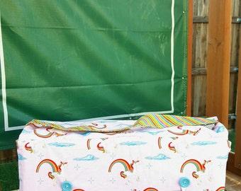 Unicorn Nap Mat Etsy