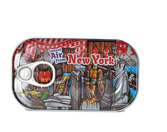 Canned Air From New York