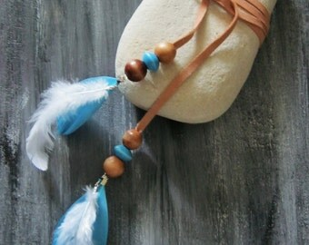 CUFF feathers nomadic Inspiration