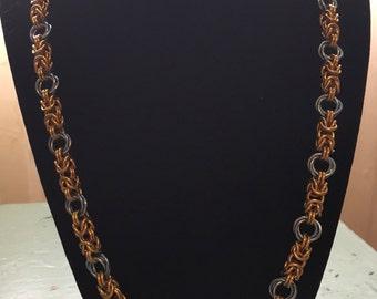 Byzantine Bloom Necklace
