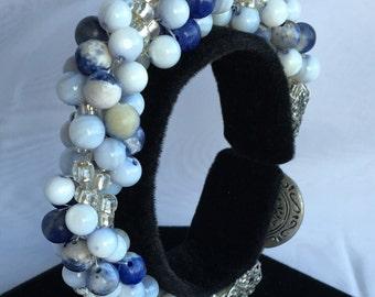 Blue Love Bracelet B167-808