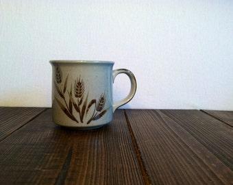 Vintage Wheat Mug