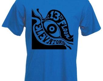 Royal tshirt etsy for 13th floor elevators shirt