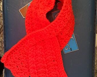 Mini hunter's scarf