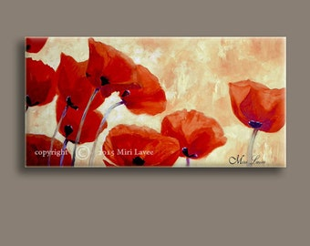 Flower Art Painting, Large Painting, Flower Oil Painting, Original Painting, Art Painting, Nature Painting, Flower Wall Art,  Flower Decor