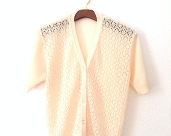 SALE Vintage Cardigan