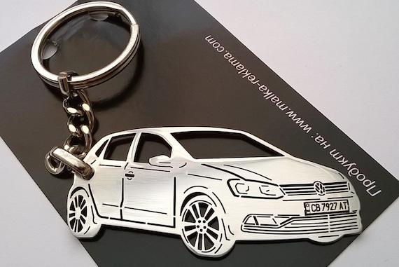 Volkswagen Keychain Volkswagen VW Keychain VW Polo