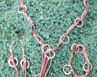 Leather Chain