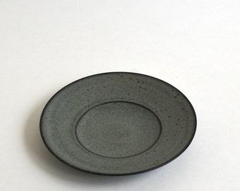Saucer (Blue Black) / Koji Kitaoka (15005704-SBG)